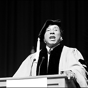 """""""Never ever give up on your dreams, because your dreams are you."""" """".Never, ever get full of yourself. Never, ever think that you're it."""".Smoky Robinson while addressing  the  graduates at  the Berklee's Commencement 2009. Robison receives an honorary degree for his achievements and influence in music. He says.."""