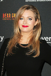 © Licensed to London News Pictures. 25/09/2013, UK. Hayley McQueen. Bear Grylls: Escape From Hell - launch party, Battersea Power Station, London UK, September 25. Photo credit : Richard Goldschmidt/Piqtured/LNP