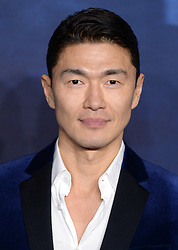 Rick Yune attending the Fantastic Beasts: The Crimes of Grindelwald UK premiere held at Leicester Square, London. Photo credit should read: Doug Peters/EMPICS