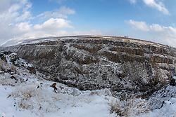 Gorge At Hovhannavank Monastery
