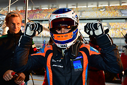 November 24, 2018 - Shanghai, Chine - 8 SPIRIT OF RACE (SUI) LIGIER JS P2 NISSAN LMP2 PIPO DERANI (BRA) POLE SITTER LMP2 (Credit Image: © Panoramic via ZUMA Press)
