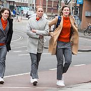 NLD/Den Haag/20180323 - Huldiging Olympische en Paralympische medaillewinnaars, Lotte van Beek, Carlijn Achtereekte, Ireen Wust
