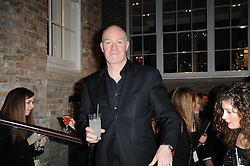 PADDY HARVERSON at the Orange BAFTA's Nominees party held at Asprey, 165 New Bond Street, London on 20th February 2010.