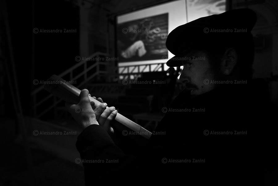 """Images from the Photo Book """"Alla luce delle prove - Il teatro nel carcere minorile di Bologna"""" ISBN 978-88-7395-487-3"""