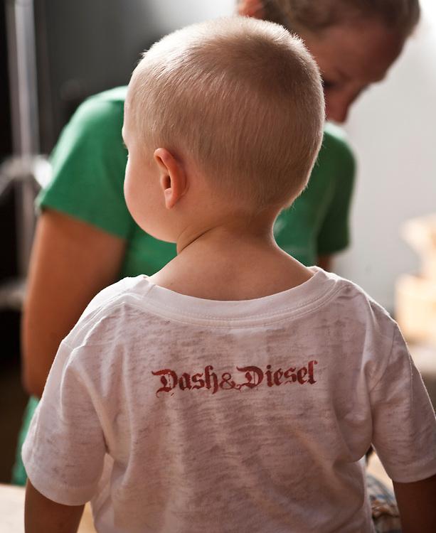 Dash and Diesel Clothing by Heather Freeman of Salt Lake City, Utah.