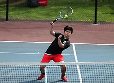 04/19/21 HS Tennis Bridgeport vs. Morgantown