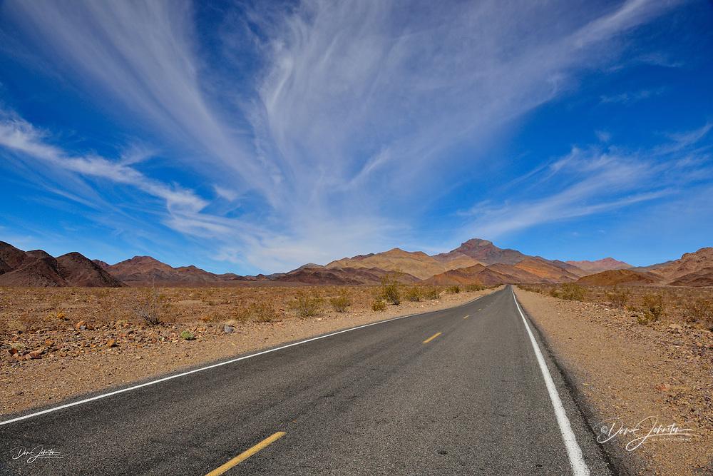 Beatty Cutoff Road, Death Valley National Park, California, USA