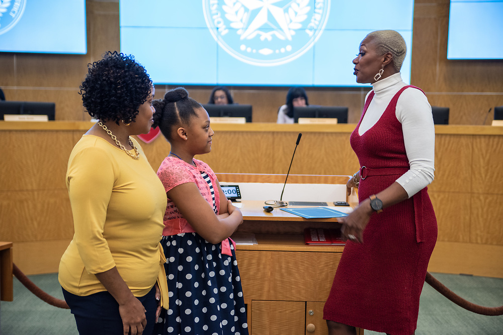 The Houston Independent School District Board of Education conducted a nationwide search for a permanent superintendent, and trustees seeking input from the community about the qualities and traits they would like to see in their next district leader.