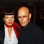 Harpengala 2004, Koos van Dijk en Sue Backhaus