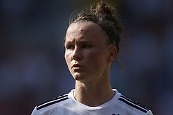 June 29, 2019 - Rennes, France - Marina Hegering (Sgs Essen) of Germany during the 2019 FIFA Women's World Cup France Quarter Final match between Germany and Sweden at Roazhon Park on June 29, 2019 in Rennes, France. (Credit Image: © Jose Breton/NurPhoto via ZUMA Press)