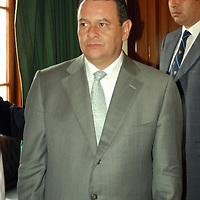 TOLUCA, México.- Jorge Juan Pérez García, director general del Organismo de Agua y Saneamiento. Agencia MVT / José Hernández. (DIGITAL)