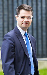 Downing Street, London, February 28th 2017. Northern Ireland Secretary James Brokenshire leaves the weekly cabinet meeting at 10 Downing Street in London.
