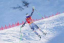 10.01.2020, Keelberloch Rennstrecke, Altenmark, AUT, FIS Weltcup Ski Alpin, Abfahrt, Damen, 2. Training, im Bild Kajsa Vickhoff Lie (NOR) // Kajsa Vickhoff Lie of Norway in action during her 2nd training run for the women's Downhill of FIS ski alpine world cup at the Keelberloch Rennstrecke in Altenmark, Austria on 2020/01/10. EXPA Pictures © 2020, PhotoCredit: EXPA/ Johann Groder