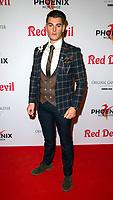 Matt Lapinskas at the UK Premiere of Red Devil Vue Cinema Leicester Square, London. 18.10.19