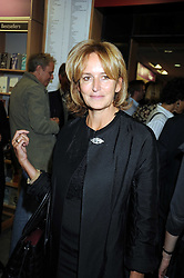 CAROLINE MICHEL at the Foyles Bookshop Summer Party at their store in Charing Cross Road, London on 3rd September 2008.<br /> <br /> NON EXCLUSIVE - WORLD RIGHTS