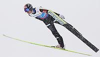 Hopp<br /> Hoppuka<br /> FIS World Cup<br /> Garmisch-Partenkirchen Tyskland<br /> 31.12.2011<br /> Foto: Gepa/Digitalsport<br /> NORWAY ONLY<br /> <br /> FIS Weltcup der Herren, Vierschanzen-Tournee, Training und Qualifikation. <br /> <br /> Bild zeigt Anders Bardal (NOR).