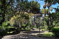 Taranto, Villa Comunale Peripato