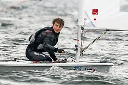 , Travemünde - Travemünder Woche 21. - 30.07.2017, Laser Radial - GER 205277 - Justin BARTH - Berliner Yacht-Club e.V
