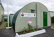 Museum of British Resistance Organisation 1940-1944, 390 Bomb Group, Parham airfield, Suffolk, England, UK