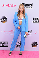DJ Brandi Cyrus at 2017 Billboard Music Awards held at T-Mobile Arena on May 21, 2017 in Las Vegas, NV, USA (Photo by Jason Ogulnik) *** Please Use Credit from Credit Field ***