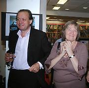 John Norton, Clare Short and Richard Shepherd, Launch of Martin Bell's ' The Truth That Sticks: New Labour's Breach Of Trust.' Foyles. London. 5 September 2007.  -DO NOT ARCHIVE-© Copyright Photograph by Dafydd Jones. 248 Clapham Rd. London SW9 0PZ. Tel 0207 820 0771. www.dafjones.com.