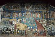 RM211 Romania , Monasteries in Moldavia, Monasteres de Moldavie