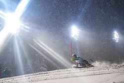 08.01.2019, Hermann Maier Weltcupstrecke, Flachau, AUT, FIS Weltcup Ski Alpin, Slalom, Damen, 1. Lauf, im Bild Mina Fuerst Holtmann (NOR) // Mina Fuerst Holtmann of Norway in action during her 1st run of ladie's Slalom of FIS ski alpine world cup at the Hermann Maier Weltcupstrecke in Flachau, Austria on 2019/01/08. EXPA Pictures © 2019, PhotoCredit: EXPA/ Johann Groder