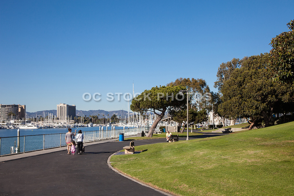 The Harbor at Marina Del Rey in Los Angeles County