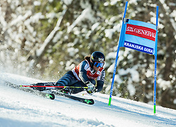 Marcus Sandell (FIN) competes during 9th Men's Giant Slalom race of FIS Alpine Ski World Cup 55th Vitranc Cup 2016, on March 4, 2016 in Kranjska Gora, Slovenia. Photo by Vid Ponikvar / Sportida