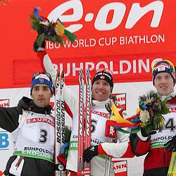 20110112: GER, IBU Biathlon World Cup, Individual men, Ruhpolding