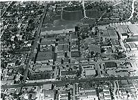 1935 Aerial of RKO Radio Pictures Studio