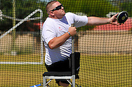 2010 Desert Challenge for Disabled Athletes in Mesa, Arizona. Sponsored by Arizona Disabled Sports.