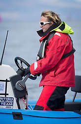The annual RYA Youth National Championships is the UK's premier youth racing event. This year's regatta is taking place in Largs, Scotland, and will feature around 200 young sailors aged between 14 and 21. <br /> <br /> Nacra Coach Tom Walker<br /> <br /> Images: Marc Turner / RYA<br /> <br /> For further information contact:<br /> <br /> Richard Aspland, <br /> RYA Racing Communications Officer (on site)<br /> E: richard.aspland@rya.org.uk<br /> m: 07469 854599
