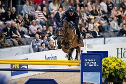 De Luca Lorenzo, ITA, Ensor de Litrange Lxii<br /> LONGINES FEI World Cup™ Finals Gothenburg 2019<br /> © Hippo Foto - Stefan Lafrentz<br /> 04/04/2019