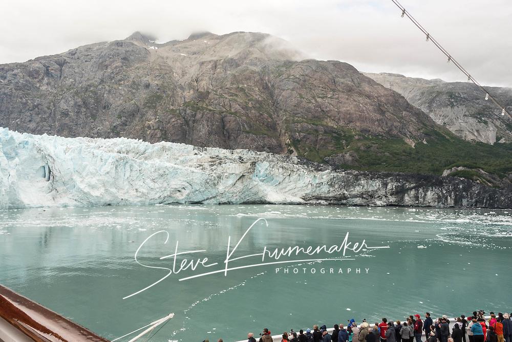 Margarie Glacier, Glacier Bay National Park, AK
