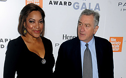 NEW YORK, NY - APRIL 25: Grace Hightower, Robert De Niro attends the 43rd Chaplin Award Gala on April 25, 2016 in New York City..People:  Grace Hightower, Robert De Niro. (Credit Image: © SMG via ZUMA Wire)