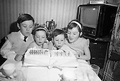 1964-28/02 Leap Year Twins