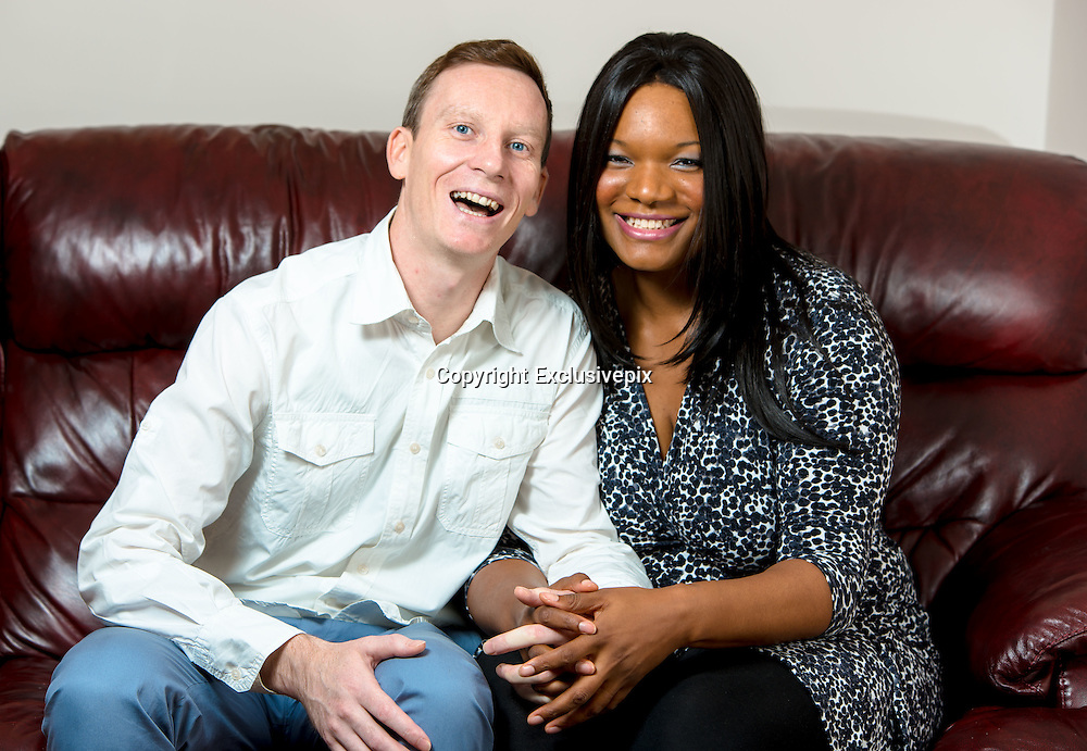EXCLUSIVE<br /> 'The colour of his skin is of no concern': The black mother who gave birth to a white baby - beating odds of a million-to-one<br /> <br /> A mother has beaten odds of a million-to-one by giving birth to a baby who appears to be of a different race.<br /> <br /> Catherine Howarth, 32, from Milton Keynes, is Nigerian by heritage, and so was, at first, a little taken aback when she saw her son Jonah for the first time.<br /> <br /> With his pale skin, green eyes and light brown hair, Jonah, now three months old, looks like any other new-born baby - but, when seen in his mother's arms, his uniqueness is obvious.<br /> <br /> Recalling the moment she delivered Jonah in Milton Keynes Hospital on June 1, said his mother 'The midwife looked at me and looked back down at Jonah and then at me again and couldn't believe it.'<br /> <br /> Some children get darker after a few weeks when the skin colour they will have for life starts to become obvious. But you can see from the colour at the tips of their ears what that Jonah was fully white.<br /> <br /> We have been told I must have been carrying a recessive gene. My parents were from Nigeria and, for as far back as anyone can remember; my family have all been black.'<br /> <br /> Husband Richard, 34, who works as a medical recruitment consultant, was equally as shocked when he first saw his son, who is the couple's first child together.<br /> <br /> However, he was primarily just happy that Jonah was strong and healthy, after he got the umbilical cord tangled round his neck during labour – a potentially dangerous complication.<br /> <br /> 'The colour of Jonah's skin is of no concern - Jonah being a healthy and happy baby is what matters.'<br /> <br /> The couple have been told that they are unlikely to have another white baby if they have further children, due to the extremely rare combination of genes needed.<br /> <br /> Photo shows; Parents Richard and Catherine Howarth<br /> ©Exclusivepix