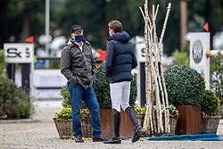 Clemens Pieter, Lansink Jos, BEL<br /> Belgisch Kampioenschap Jumping  <br /> Lanaken 2020<br /> © Hippo Foto - Dirk Caremans<br /> 03/09/2020
