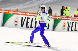 22.02.2016, Puijo, Kuopio, FIN, FIS Weltcup Ski Sprung, Kuopio, Teamspringen, im Bild Manuel Poppinger (AUT) // Manuel Poppinger of Austria during Mens Teamevent of Kuopio FIS Skijumping World Cup at the Puijo in Kuopio, Finland on 2016/02/22. EXPA Pictures © 2016, PhotoCredit: EXPA/ Tadeusz Mieczynski