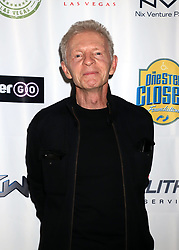 "Billy Hayes arriving for the One Step Closer ""All In For CP"" celebrity charity poker event held at Ballys Poker Room, Ballys Hotel & Casino, Las Vegas, December 9, 2018"