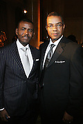 l to r: Benard Oyama and William Hawthorne at The BRAG 38th Annual Scholarship & Awards Dinner Dance held at Cipraini- Wall Street on October 17, 2008 in New York City ..BRAG?s Annual Scholarship and Awards Dinner Gala highlights the achievements of distinguished leaders in retail and related industries who believe and support the BRAG vision.  It also provides financial scholarships to deserving students who exhibit financial need.  BRAG, through this event, offers its members networking opportunities, introduces its members to CEOs and other senior corporate executives, and supports professional development. The Gala also serves as the organization's key fundraising event for its scholarship, mentoring, and training program