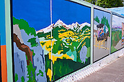 Murals, Mancos, Colorado