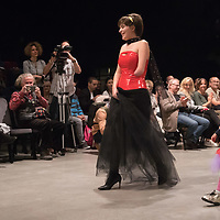 Disabled Fashion Show to raise awareness for people with disabilities living in the society in Budapest, Hungary on {monthnameapap} 29, 2018. ATTILA VOLGYI