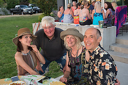 2nd annual Croquet Party, July 2018
