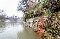 Trinity River, Great Trinity Forest, Dallas, Texas, USA