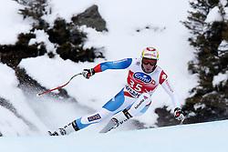 19.01.2013, Lauberhornabfahrt, Wengen, SUI, FIS Weltcup Ski Alpin, Abfahrt, Herren, im Bild Vitus Lueoend (SUI) // in action during mens downhillrace of FIS Ski Alpine World Cup at the Lauberhorn downhill course, Wengen, Switzerland on 2013/01/19. EXPA Pictures © 2013, PhotoCredit: EXPA/ Freshfocus/ Christian Pfander..***** ATTENTION - for AUT, SLO, CRO, SRB, BIH only *****
