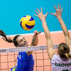 20170822: NED, Volleyball - 2018 FIVB Women World Championship Qual., Slovenia vs Bulgaria
