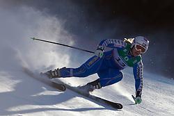 10.02.2011, Kandahar, Garmisch Partenkirchen, GER, FIS Alpin Ski WM 2011, GAP, Damen Abfahrtstraining, im Bild Anja Paerson (SWE) whilst competing in the women's downhill training run on the Kandahar race piste at the 2011 Alpine skiing World Championships, EXPA Pictures © 2011, PhotoCredit: EXPA/ M. Gunn