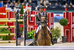 Delestre Simon, FRA, Hermes Ryan<br /> Jumping International de Bordeaux 2020<br /> © Hippo Foto - Dirk Caremans<br />  08/02/2020